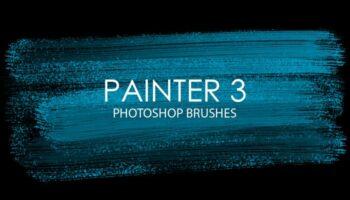 Кисти для Photoshop Painter 3 ABR