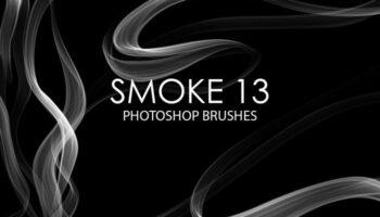 Кисти для Photoshop дым ABR