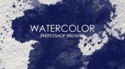 Кисти для Photoshop акварель (Watercolor) ABR