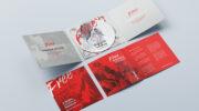 Мокап CD диска, диджипак PSD