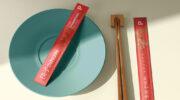 Мокап палочек для еды PSD