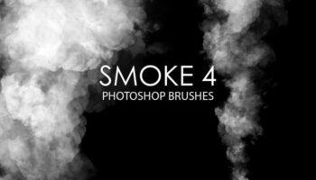 Кисти для Photoshop Smoke 4 ABR