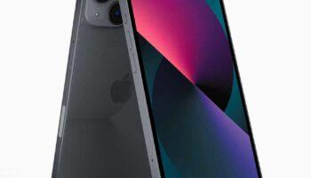 Мокап iPhone 13 PSD